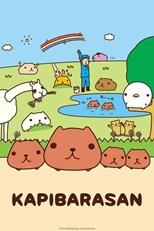 Anime Capybara-san (Animation Kapibara-san / KAPIBARASAN)