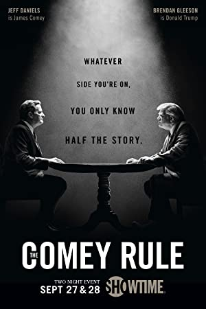 The Comey Rule First Season