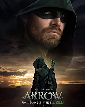 Arrow - Third Season