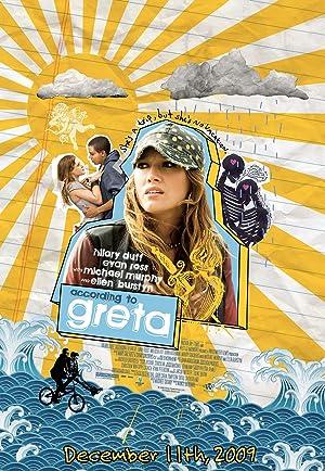 Greta (According to Greta / Surviving Summer)