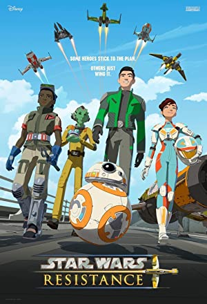 Star Wars Resistance - Second Season