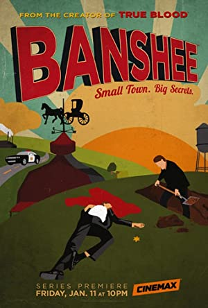 Banshee - Third Season