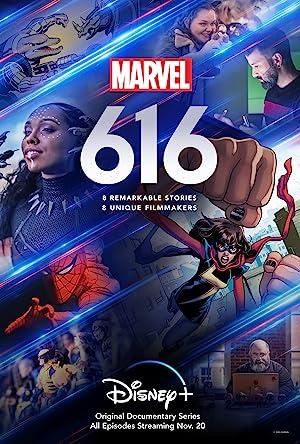 Marvel's 616 - First Season