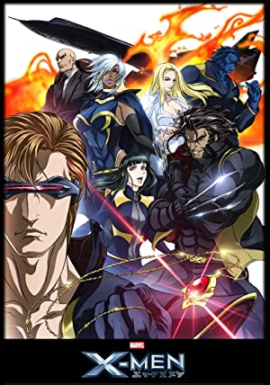 Marvel Anime: X-Men - Complete Series