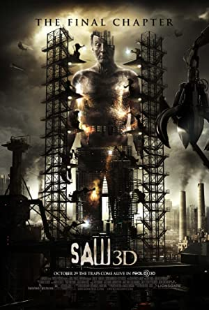 Saw 3D: The Final Chapter AKA Saw VII (7)