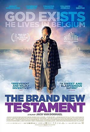 Le tout nouveau testament (The Brand New Testament)