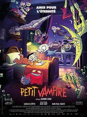Little Vampire (Petit vampire)