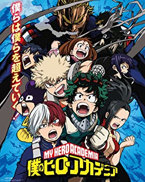Boku no Hero Academia - Second Season