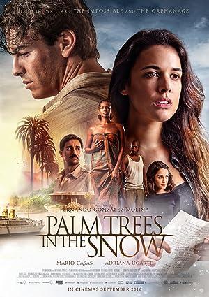 Palm Trees in the Snow (Palmeras en la nieve)