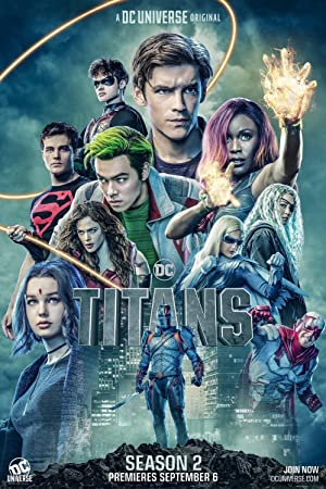 Titans - Second Season
