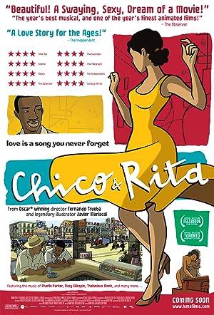 Chico & Rita (Chico and Rita)
