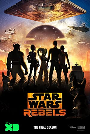 Star Wars Rebels - Third Season