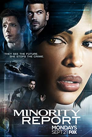 Minority Report - First season