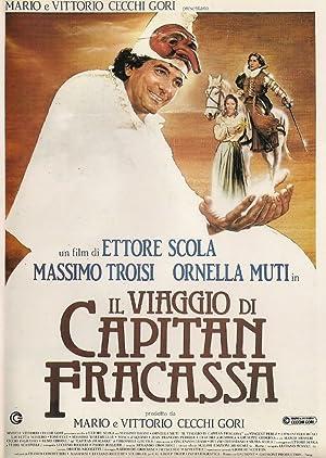 The Voyage of Captain Fracassa (Le voyage du capitaine Fracasse)
