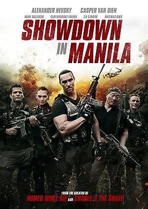 Showdown In Manila