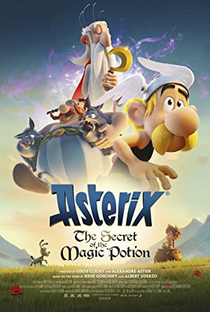 Asterix The Secret Of Magic Potion [Astérix: Le secret de la potion magique]