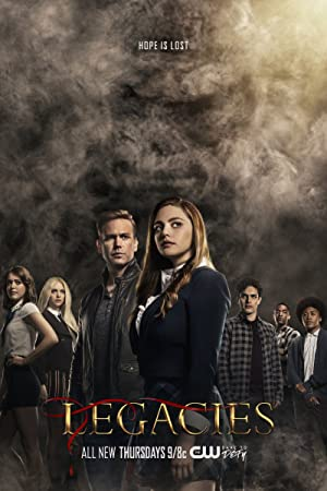 Legacies - Third Season