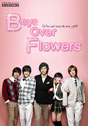 Boys Before Flowers (Boys Over Flowers / Kgotboda Namja / 꽃보다 남자)